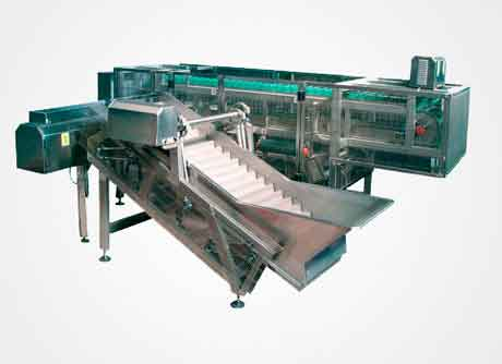Food cutting machinery